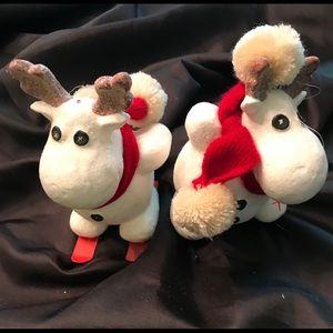 🎄🎄🎄 Christmas Ornaments set of 2